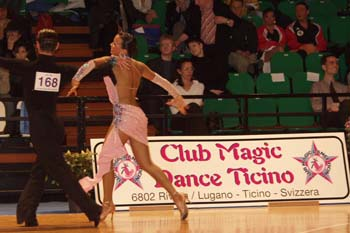 International Dance Sport Festival Chiasso