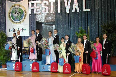 Swiss International Dance Sport Festival 2005